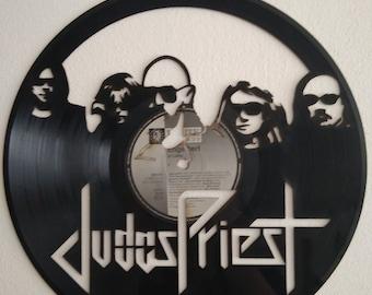 Vinyl Record JUDAS PRIEST unique gift idea