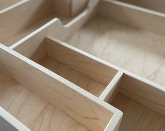 Upgrade Option: Irregular Drawers