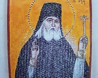 Saint Luke of Simferopol. Original, hand-painted icon on wood