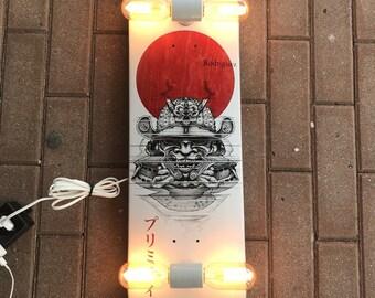 Rodriguez Japan Skate lamp light