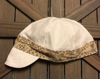 Welding Caps!! Handmade!! Pattern on Bill also 3a375cb843d