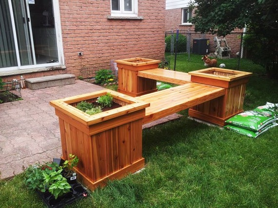 Fantastic Planter Bench Plans Caraccident5 Cool Chair Designs And Ideas Caraccident5Info