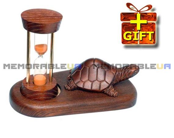Ensemble de cadeau en bois pour bureau bureau bureau organisateur