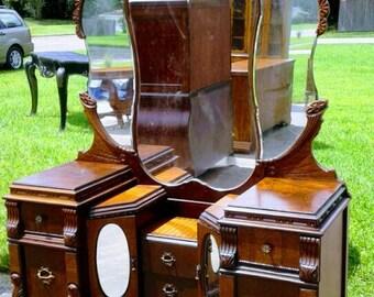 antique vanity for sale Antique vanity | Etsy antique vanity for sale