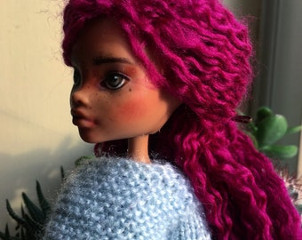 Custom Monster High Doll, Clawdeen