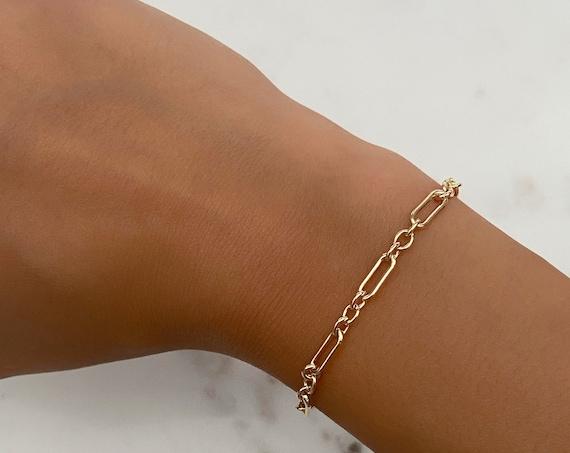 Honey Gold Bracelet
