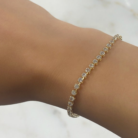 Pavé All Day Bracelet