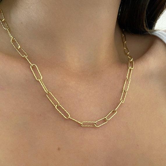Lena Link Shimmer Necklace