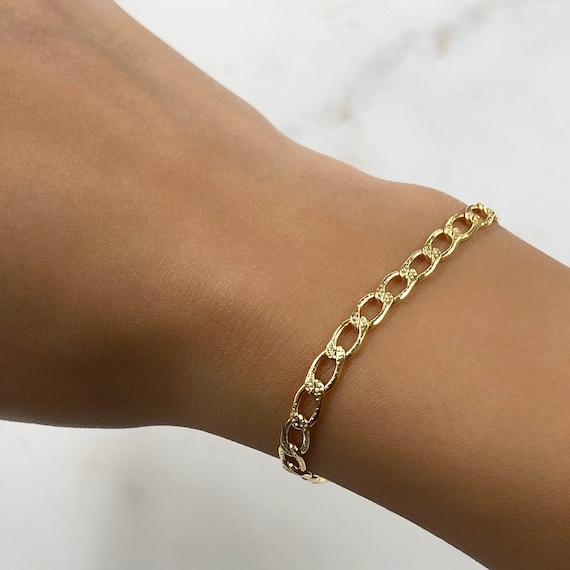 Camilla Chain Link Bracelet