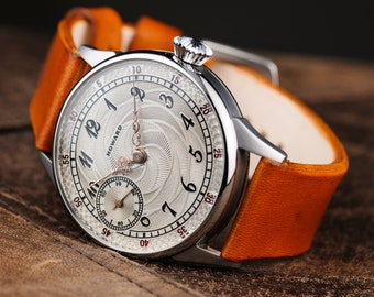 Pre-order watches Howard, mens antiques watch, classic watches, swiss move, U.S.A. movement, 17 jewels