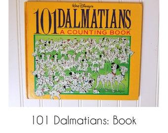 101 Dalmatians Counting Book