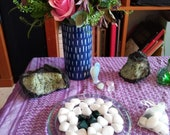Sarah and the angels ascension crystal grid