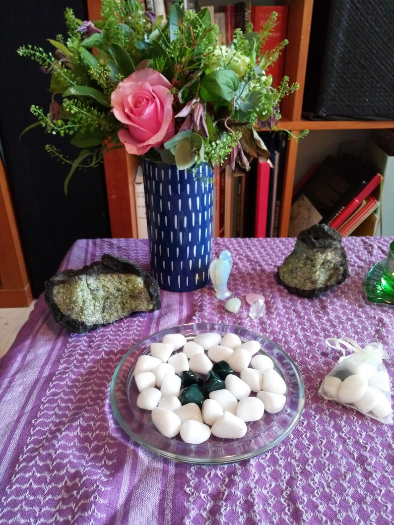 Sarah and the angels ascension crystal grid image 0