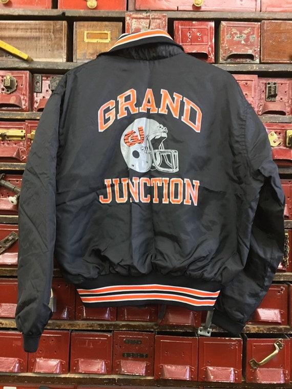 1980's Grand Junction High School Varsity Jacket
