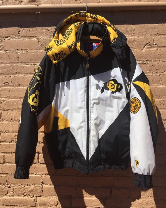 1990's Colorado Buffalos Puffer Jacket