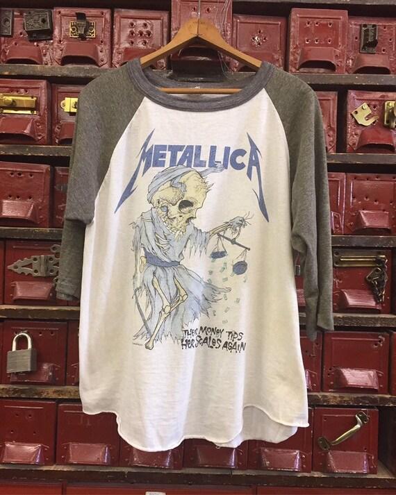 "1988 Metallica ""Doris"" Raglan"