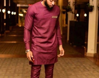 African Men Suit Etsy
