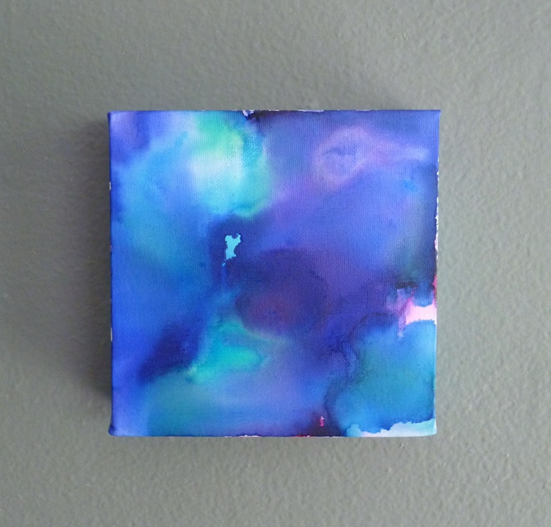 Alcohol Ink / Alcohol Ink Art / Original Art / Abstract Art / Abstract Art  Original / Wall Decor / Home Decor / Fluid Art / Spiritual Art