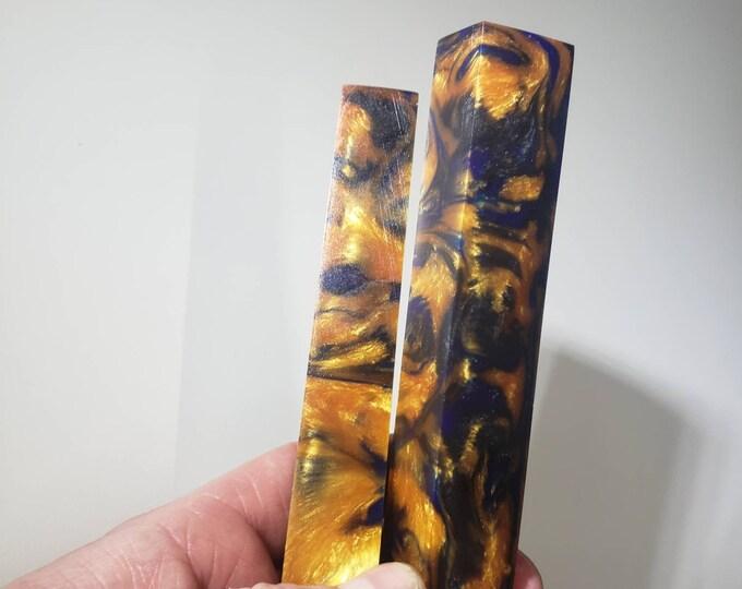 Alumilite resin pen blanks