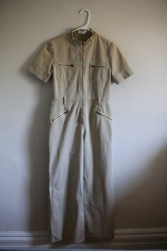 1960s Factory Jumpsuit **As Is*