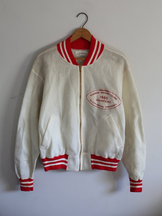 RARE 1960s Champion Jacket in Size Large