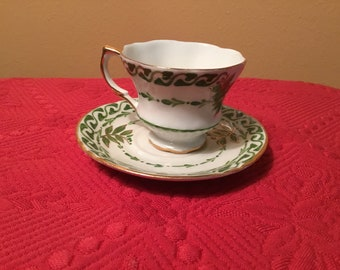 Turkish Coffee Cup with Saucer
