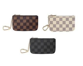 Coin purse musical instruments fabric mini coin zip pouch music Handmade gift