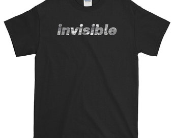 Invisible Urban Camouflage Tee