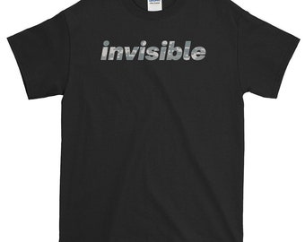 Invisible Digital Camouflage Tee