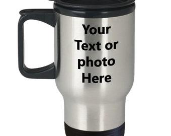 516d09e0f4c Custom travel mugs | Etsy