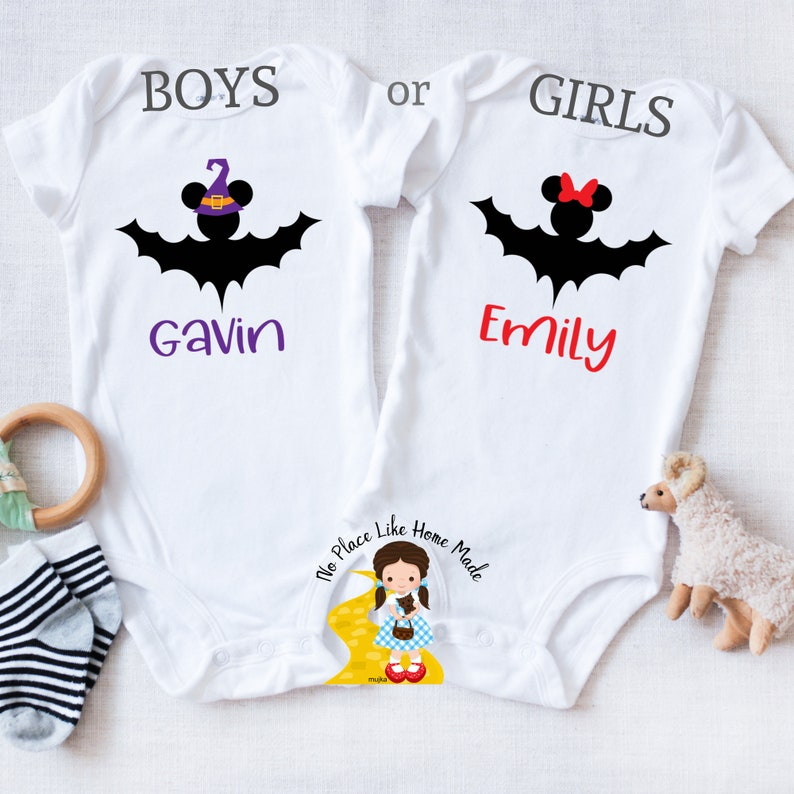 Baby Vests Bodysuits Baby Grows My 1st Halloween Personalized Soft Cotton Unisex