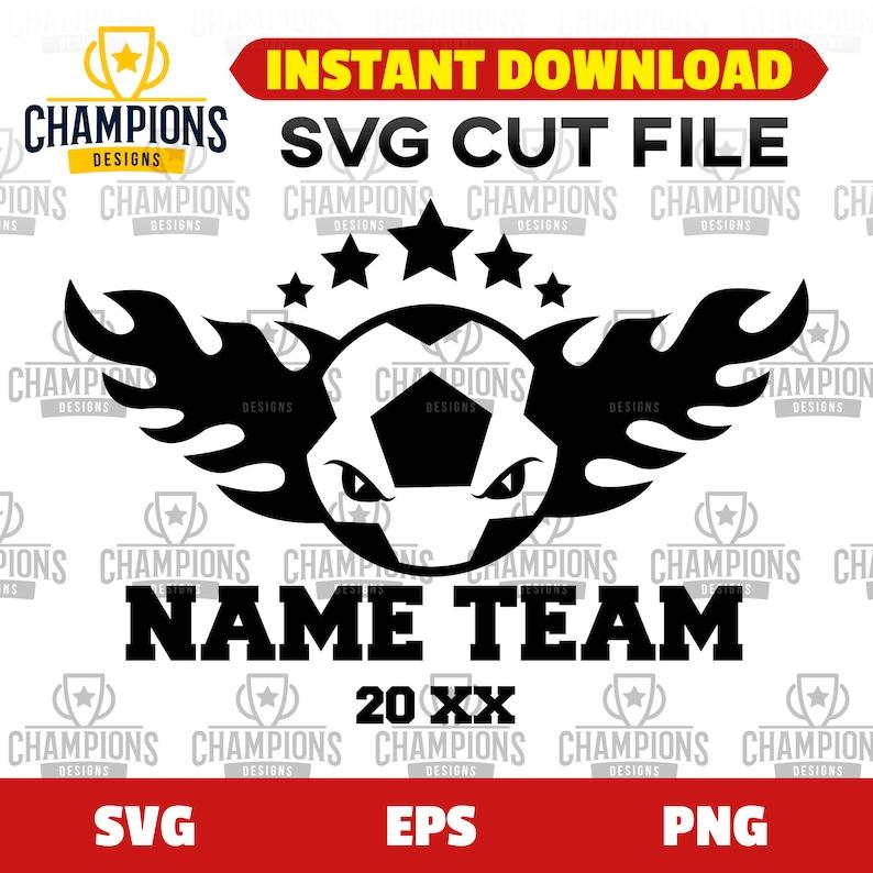 soccer emblem svg, soccer team svg, cutting file, soccer ball svg, svg  designs, customize, personalize, soccer svg, emblem, svg