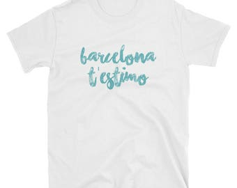 323500ffdcb Barcelona T-Shirt