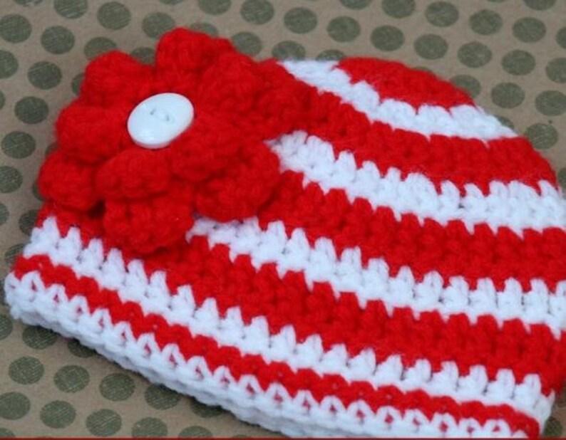 c95a946e62e Preemie Newborn Amanda Hat Crochet Amanda Hat Pattern Baby