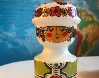 Retro Norwegian sugar shaker