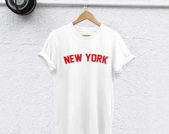 New york t shirt  8922fdb2514