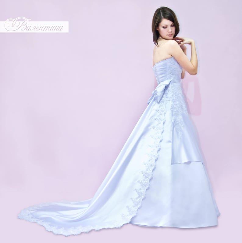 cbb396d8b7e Vintage Hochzeit Kleid Brautkleid Spitze Braut Kleid Satin