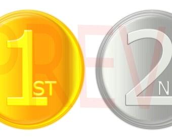 Reward Medal PNG 3 pack