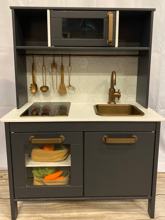 Play Kitchen  Completely Customizable