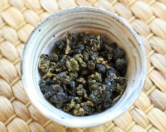 Lonfengxia High Mountain Oolong Tea, Spring 2020, Taiwan, Gong Fu Cha, Loose Leaf Tea