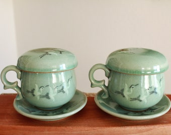 Handmade Tea Sets