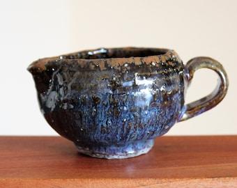 Handmade Korean Goonyo (Jun Yao) Ceramic Fair Cup