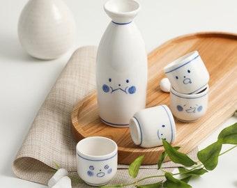 Handmade Sake Sets