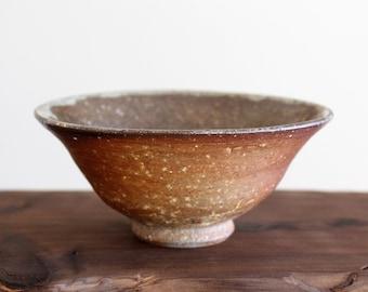 Handmade Korean Wood-Fired Natural Glaze Ceramic Tea Cup, Gong Fu Cha
