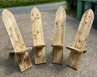 Viking Bog Chair
