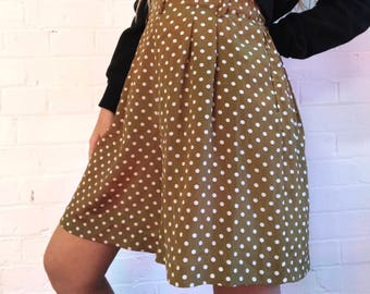 Polka Floaty Short