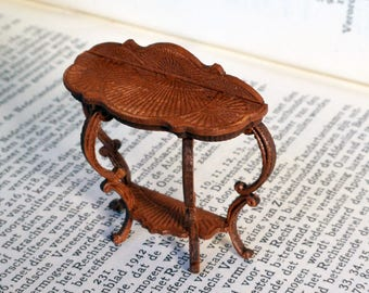 1:24 Wall Table dollhouse miniature kit