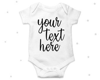 Short Sleeve Boys Girls Hippowarehouse Personalised I Love My Big Sister Name HERE Baby Vest Bodysuit