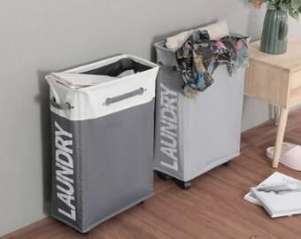 MESH BRA SAVER LAUNDRY WASH CUBE SALE! Slim Laundry Basket on W