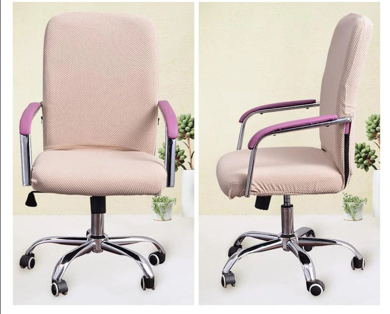 Spandex Office Chair Cover Slipcovers for Office Chairs SALE Meetings or Special events Stretch Chair Cover for Office Home